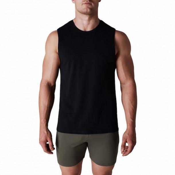 Tank Top Men's Shh Runing T-Shirt Sleeveless Tank Top Tank Top Bodybuilding Sport Fitness Gym Sport TT002